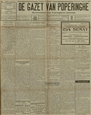 De Gazet van Poperinghe  (1921-1940) 1930-07-13