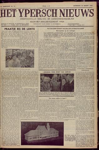 Het Ypersch nieuws (1929-1971) 1960-03-26