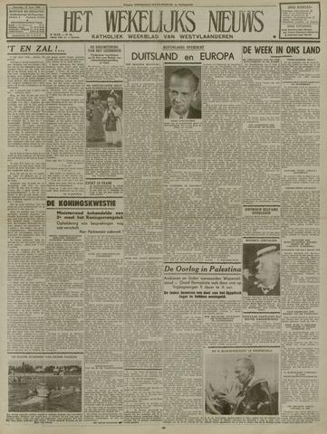 Het Wekelijks Nieuws (1946-1990) 1948-06-12