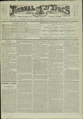 Journal d'Ypres (1874 - 1913) 1877-11-03