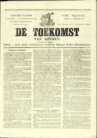 De Toekomst (1862 - 1894) 1870-02-13