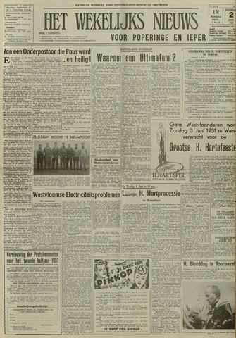 Het Wekelijks Nieuws (1946-1990) 1951-06-02