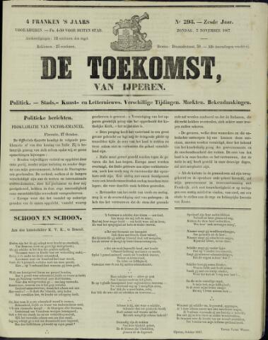 De Toekomst (1862 - 1894) 1867-10-28
