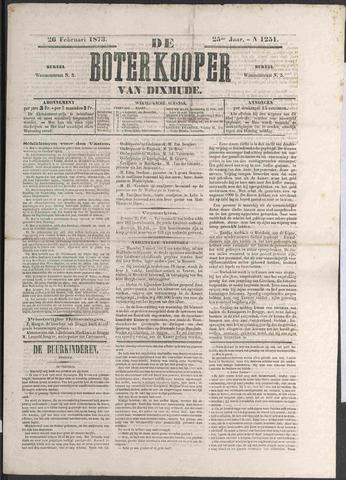 De Boterkoper 1873