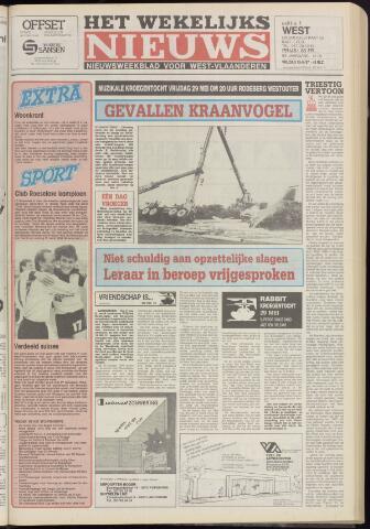 Het Wekelijks Nieuws (1946-1990) 1987-05-15