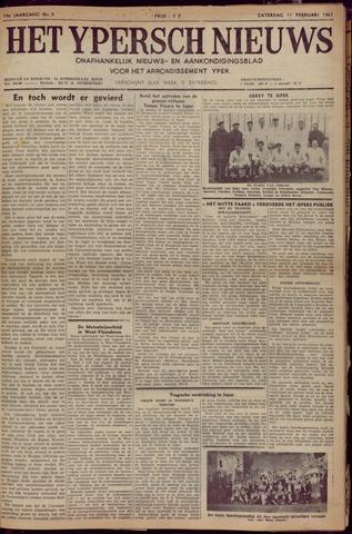Het Ypersch nieuws (1929-1971) 1961-02-11