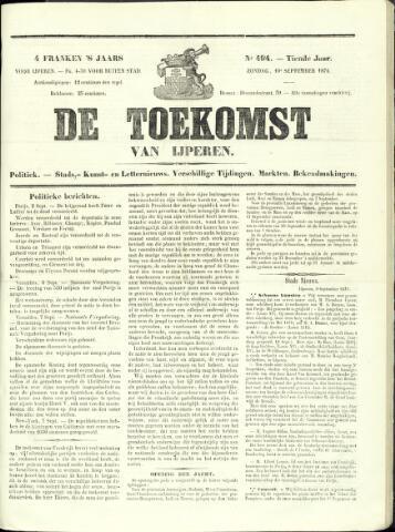 De Toekomst (1862 - 1894) 1871-09-10