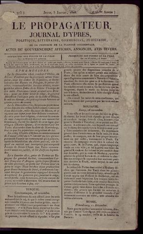 Le Propagateur (1818-1871) 1828