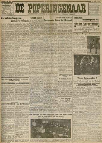 De Poperinghenaar (1904-1914,1919-1944)  1937-05-09