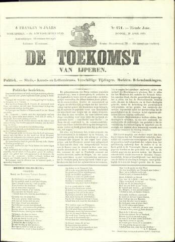 De Toekomst (1862 - 1894) 1871-04-02