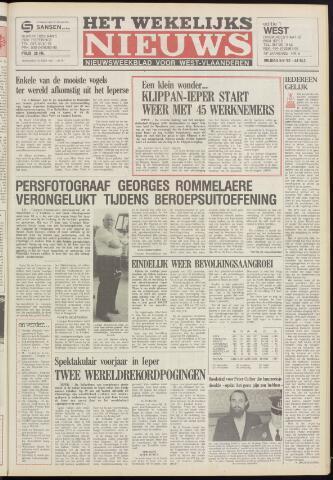 Het Wekelijks Nieuws (1946-1990) 1982-02-05