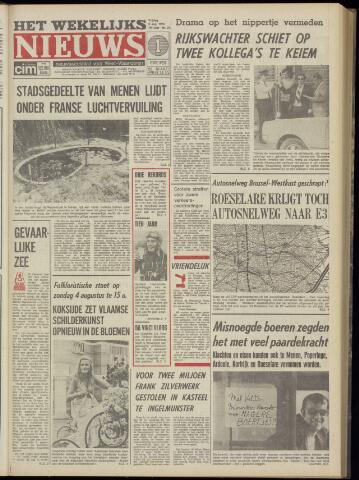 Het Wekelijks Nieuws (1946-1990) 1974-08-02