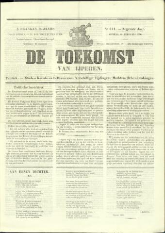 De Toekomst (1862 - 1894) 1870-02-06