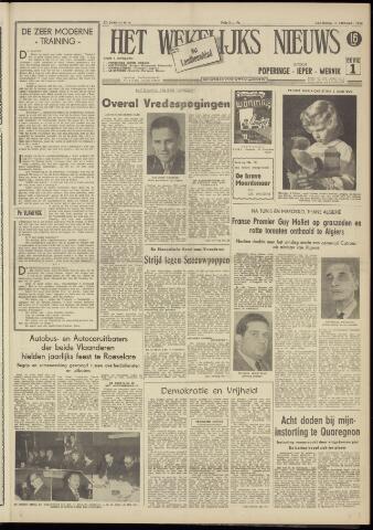 Het Wekelijks Nieuws (1946-1990) 1956-02-11