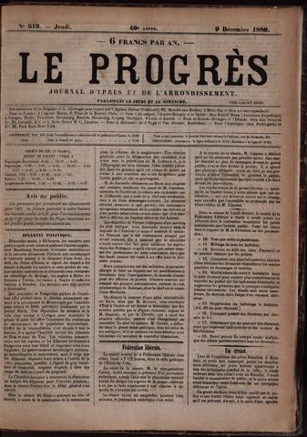Le Progrès (1841-1914) 1880-12-09