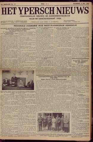 Het Ypersch nieuws (1929-1971) 1963-05-04
