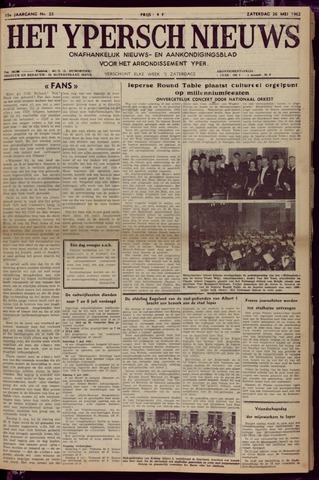 Het Ypersch nieuws (1929-1971) 1962-05-26