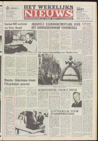 Het Wekelijks Nieuws (1946-1990) 1982-05-14