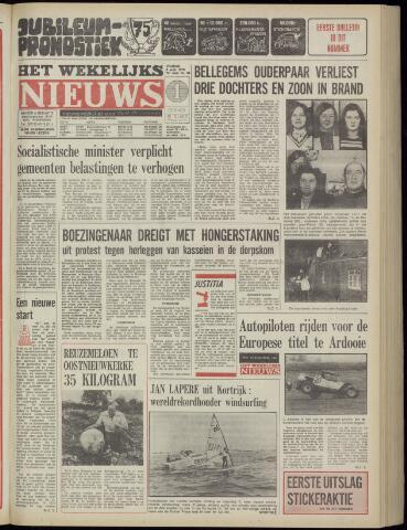 Het Wekelijks Nieuws (1946-1990) 1978-09-08