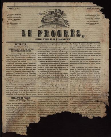 Le Progrès (1841-1914) 1841-05-06