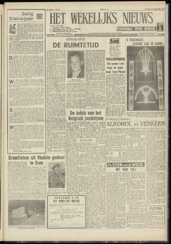 Het Wekelijks Nieuws (1946-1990) 1958-12-26