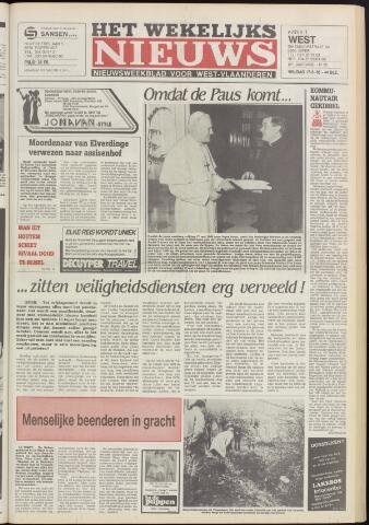 Het Wekelijks Nieuws (1946-1990) 1985-05-17
