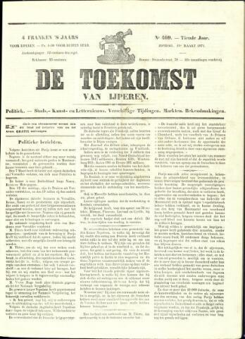 De Toekomst (1862 - 1894) 1871-03-19