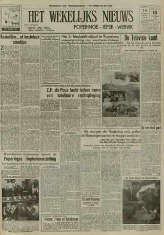 Het Wekelijks Nieuws (1946-1990) 1953-10-10
