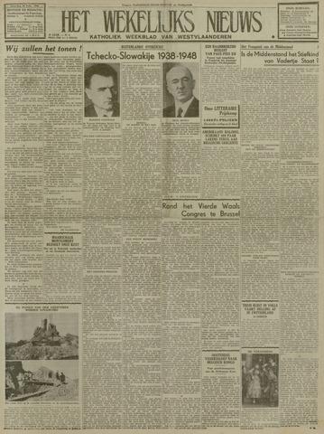 Het Wekelijks Nieuws (1946-1990) 1948-02-28