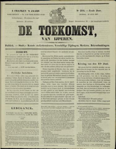 De Toekomst (1862 - 1894) 1867-06-23