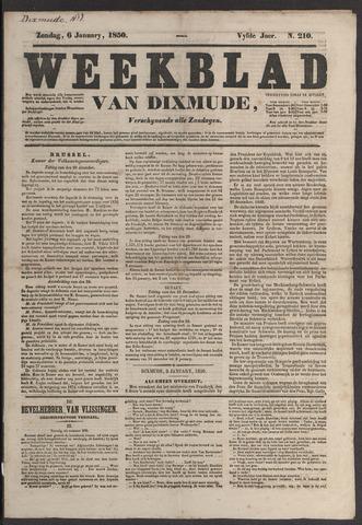 Weekblad van Dixmude 1850