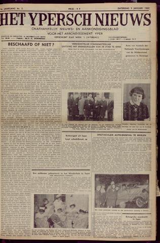 Het Ypersch nieuws (1929-1971) 1960-01-09
