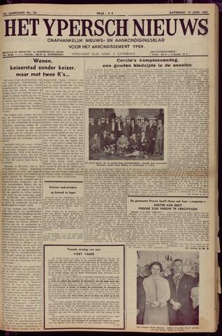 Het Ypersch nieuws (1929-1971) 1961-06-10