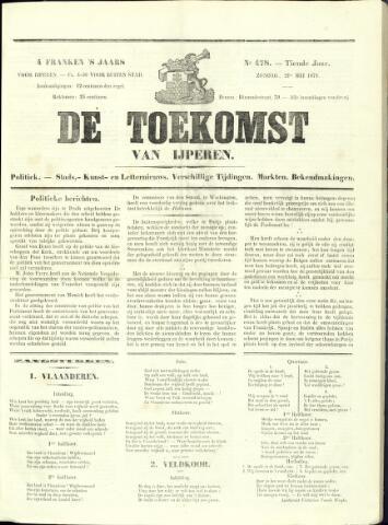 De Toekomst (1862 - 1894) 1871-05-21