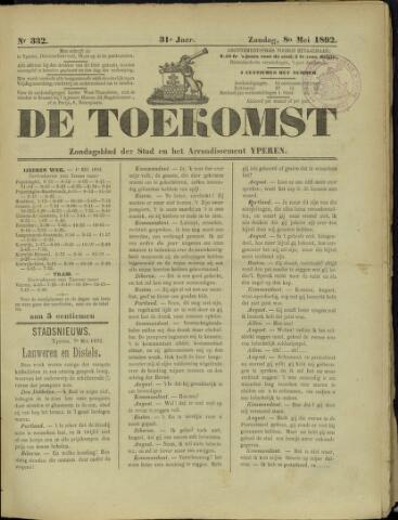 De Toekomst (1862 - 1894) 1892-05-08