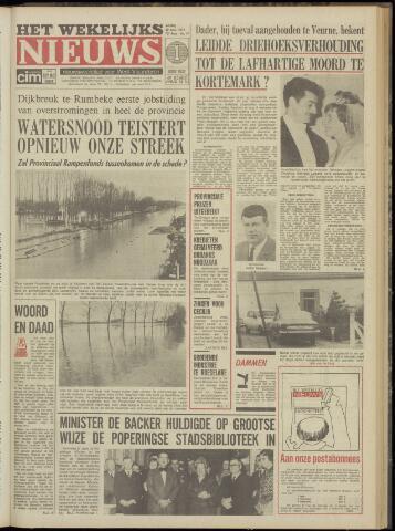 Het Wekelijks Nieuws (1946-1990) 1974-11-22