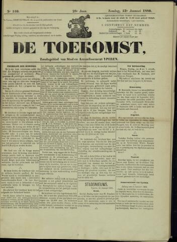 De Toekomst (1862 - 1894) 1889-01-13