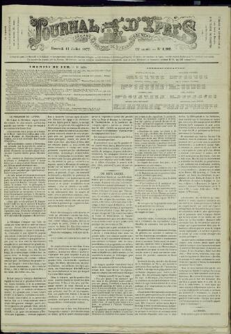 Journal d'Ypres (1874 - 1913) 1877-07-11