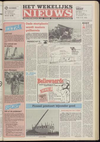 Het Wekelijks Nieuws (1946-1990) 1987-04-10