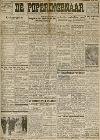 De Poperinghenaar (1904-1914,1919-1944)  1937-05-02