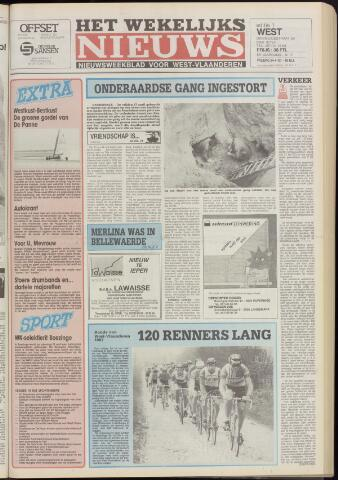 Het Wekelijks Nieuws (1946-1990) 1987-04-24