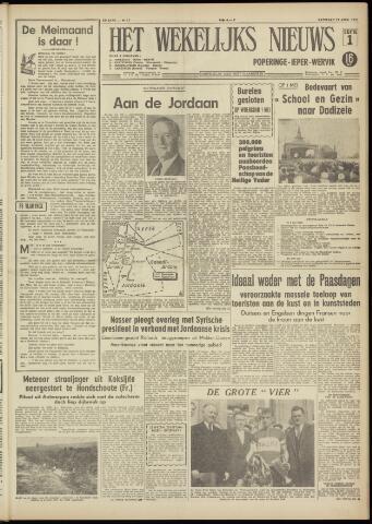 Het Wekelijks Nieuws (1946-1990) 1957-04-27