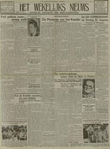 Het Wekelijks Nieuws (1946-1990) 1948-08-14