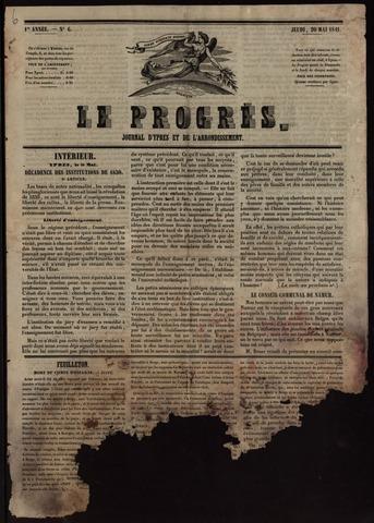 Le Progrès (1841-1914) 1841-05-20