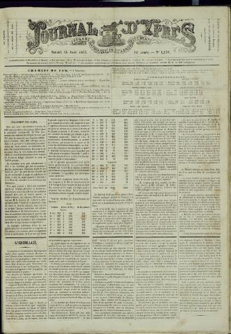 Journal d'Ypres (1874 - 1913) 1877-04-14
