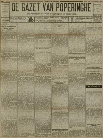 De Gazet van Poperinghe  (1921-1940) 1931-06-21