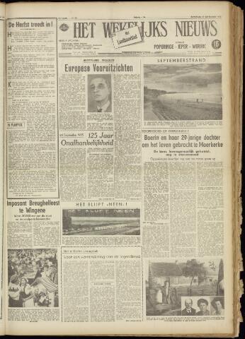 Het Wekelijks Nieuws (1946-1990) 1955-09-17