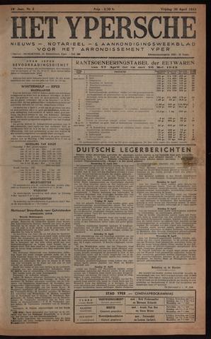 Het Ypersch nieuws (1929-1971) 1943-04-30