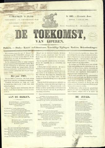 De Toekomst (1862 - 1894) 1868-01-05