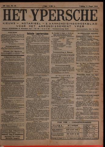 Het Ypersch nieuws (1929-1971) 1944-08-11